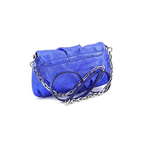 Scuba Crossbody Jacobs Metallic Q Marc Classic Marc by Karlie Blue wBq1B8