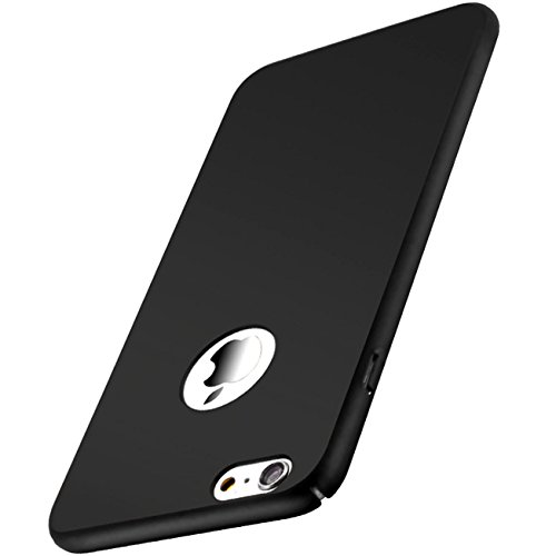 - CaseHQ Slim Fit Case,Compatible with iPhone 6 Plus Case, iPhone 6S Plus Case, Shell Hard Plastic PC Full Protective Shock Proof Anti-Scratch &Fingerprint Thin Non Slip Cover