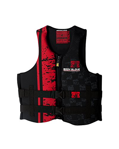 Body Glove Stealth U.S. Coast Guard Approved Neoprene PFD Li