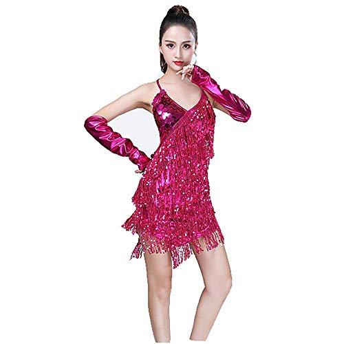 Women's Dance Party Dress Women Dancewear Backless