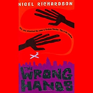 The Wrong Hands Hörbuch