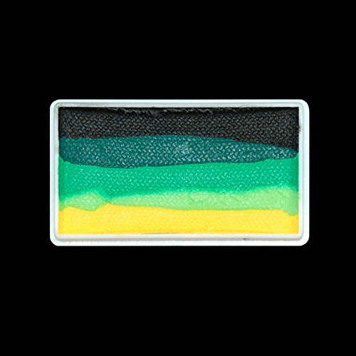 Diamond FX Split Cake, 28 gm - Small Green -