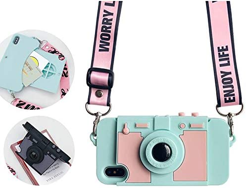UnnFiko Wallet iPhone Camera Design Shoulder product image