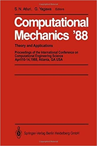 Computational Mechanics '88: Volume 1, Volume 2, Volume 3 and Volume 4 Theory and Applications (2013-04-14)