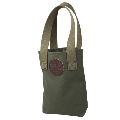 Duluth Pack Envelope Promo Tote, Olive Drab, 12 x 8-Inch