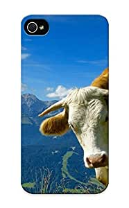 Hot New Cow Case Cover For Iphone 5/5s With Perfect Design