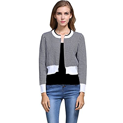 Find houndstooth jacket for women at ShopStyle. Shop the latest collection of houndstooth jacket for women from the most popular stores - all in one.