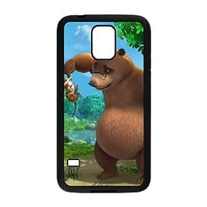 Samsung Galaxy S5 Cell Phone Case Black Jungle Book 009 YB4954760
