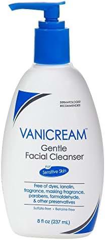 Facial Cleanser: Vanicream