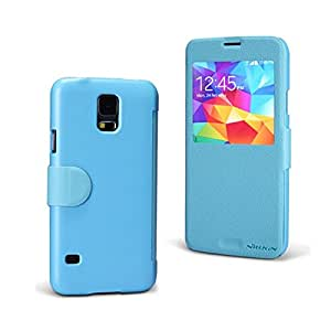 NILLKIN Fresh Series Flip Leather Case For Samsung S5 G900