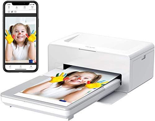 Victure Photo Printer, Instant Photo Printer to print (4 x 6) inch Photos from Your Phone Conveniently, Compatible with…