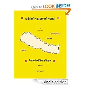 A Brief History of Nepal Anand Nepal