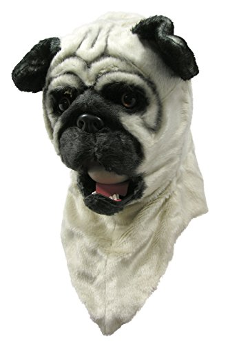 THUMBS UP Thumbsup UK, Pug Dog Mask ()