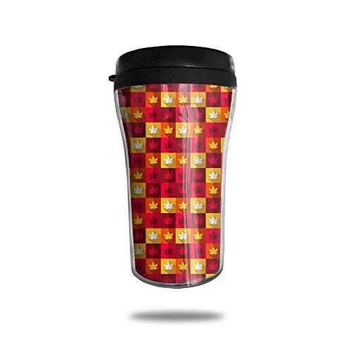 Mug Travel Leafs Toronto Maple (Bright Maple Leaf Coffee Cup Personalized Travel Mug)