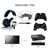 Xbox One Gaming Headset Stereo Over Ear Gaming