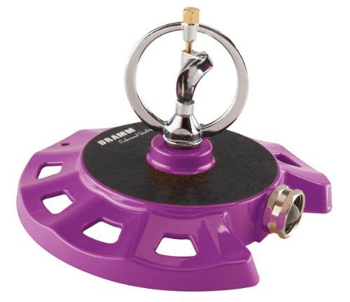 Dramm 15076 ColorStorm Spinning Sprinkler, Berry