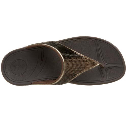 Fitflop Donna Electra Sandalo Bronzo