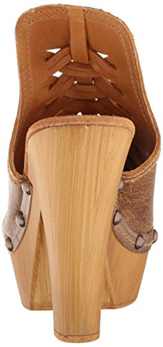 Sandal Tan Sbicca Heeled Women Kingaa wIIqztZ4