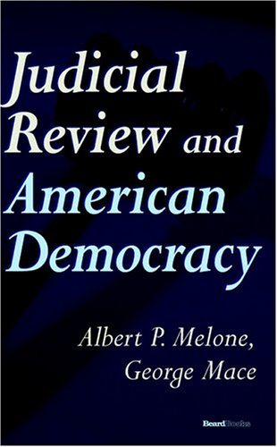 Judicial Review and American Democracy PDF