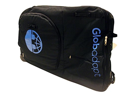 Bicycle Travel Case for all bicycles with extra padding and storage space | Protection ()