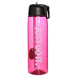 Core Flow Just Do It Water Bottle 24oz - Vivid Pink