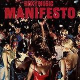 Roxy Music Manifesto (Vinyl Record)