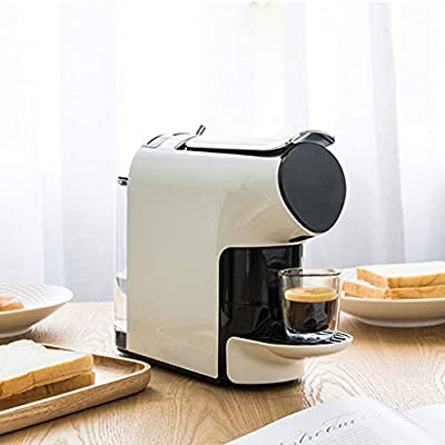 Cafetera Italiana con cápsulas, pequeña Oficina en casa ...