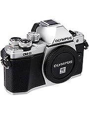Olympus Mark II Mirrorless Camera Mark II Mirrorless Camera Body, Silver (E-M10)