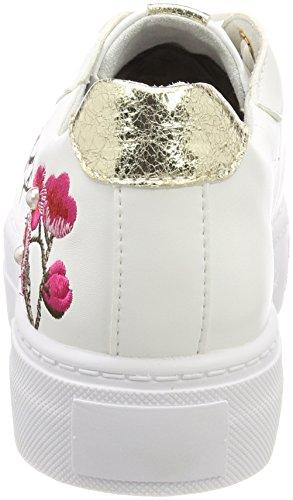 Tamaris Ladies 23766 Sneaker White (pettine Bianco)