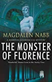 Book cover for The Monster of Florence