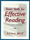 img - for Basic Skills for Effective Reading (4th Edition) book / textbook / text book