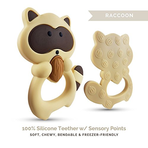 Amazon.com : Biubee Baby Ring Teether - Infant Teething