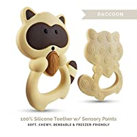 Lil' Teethers Baby Teething Toys. Bendable & Freezer friendly. Highly Recomme...