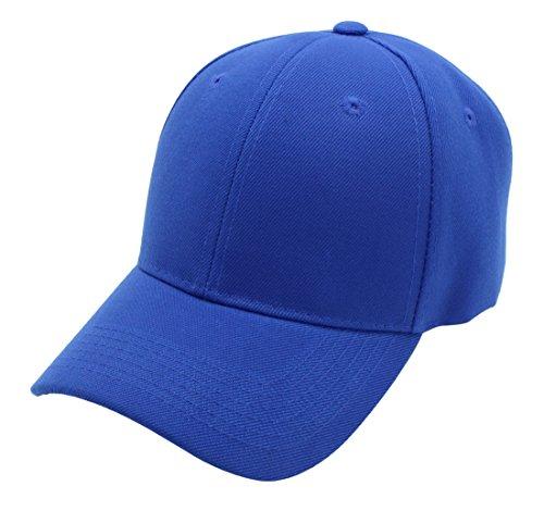 Royal Blue Baseball Cap - 4