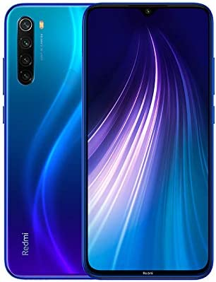 Xiaomi Redmi Note 8 RAM 4GB ROM 64GB Android 9.0 Versión Global Azul: Amazon.es: Electrónica