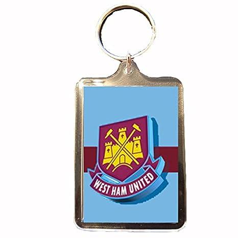 West Ham United F.C - Llavero (Forever Blowin Burbujas ...