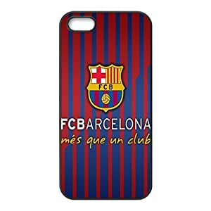 FCB ARCELONA Phone Case for iPhone 5S Case