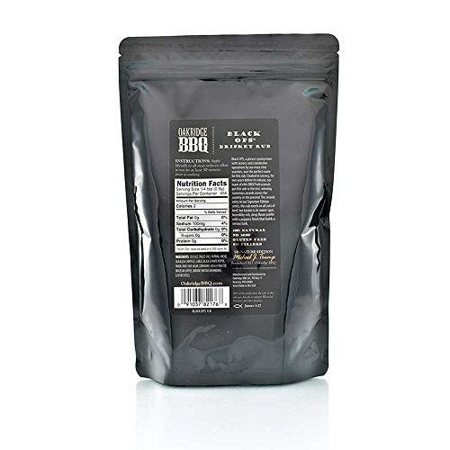 Oakridge BBQ Signature Edition Black OPS Brisket Rub - 1 lb by Oakridge BBQ (Image #1)