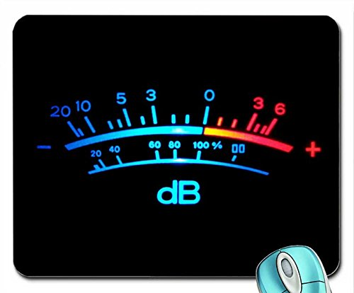 (Entertainment music sound vu meter 1280x1024 wallpaper mouse pad computer mousepad)