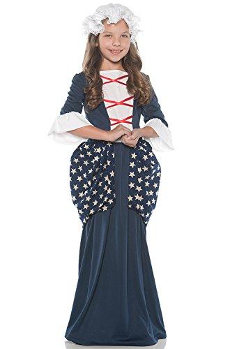 (Chldren's Betsy Ross Costume -)