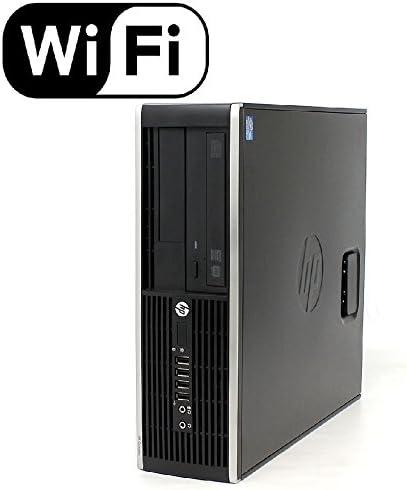 HP Compaq 6300 Pro Desktop PC – Intel Core i5-3470 3.2GHz 4GB 250GB DVDRW Windows 10 Pro Renewed