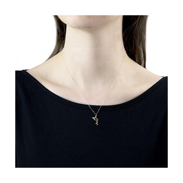Carissima Gold Collar de Oro Amarillo de 9K (375/1000) con Colgante para Mujer 46 cm Carissima Gold Collar de Oro Amarillo de 9K (375/1000) con Colgante para Mujer 46 cm Carissima Gold Collar de Oro Amarillo de 9K (375/1000) con Colgante para Mujer 46 cm