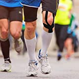 Kinesiology Tape Adhesive Bandage and Self-Adherent Wrap by TapeGeeks Best for Athletes Professionals Physiotherapy