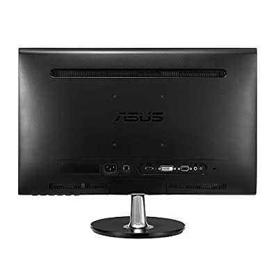 "ASUS VK228H-CSM 21.5"" Full HD 1920x1080 HDMI DVI-D VGA 1.0M Web cam (Fixed) Back-Lit LED Monitor"