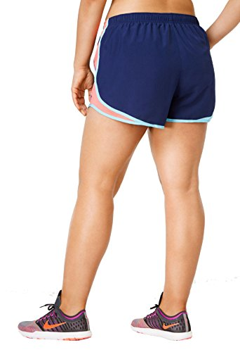 Pink Tempo Blue Short NIKE Women's Racer qRxFFXw5