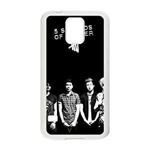The 5 Seconds Of Summer Band Cell Phone Case for Samsung Galaxy S5 by icecream design