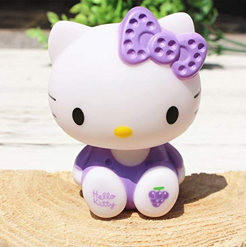 Cake Topper - colorful and cute hello kitty birthday cake toppers halloween birthday party dessert table party decorations cake evening party ()