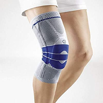 Bauerfeind - GenuTrain - Knee Support - Targeted Support for Pain Relief and Stabilization of the Knee, Provides Relief of Weak, Swollen, and Injured Knees