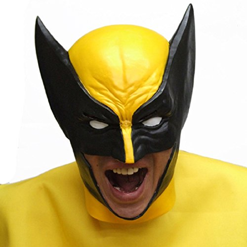 Marvel Superheroes - X-Men Wolverine Mask - Teen/Adult Size