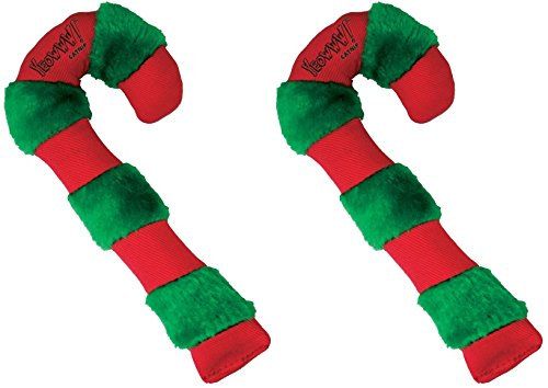 2 Pack Yeowww     100% Organic Catnip CAT Toy Tide Candy Cane Made in USA